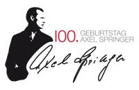 Logo: 100 Jahre Axel Springer