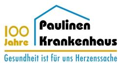 Jubiläumslogo 100 Jahre Paulinenkrankenhaus