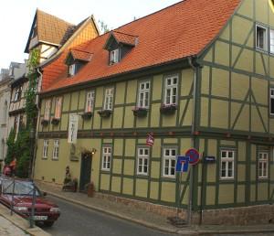 Hotel Domschatz Quedlinburg