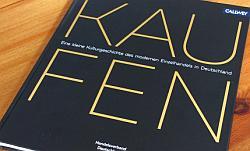 Kaufen – Jubiläumsbuch des HDE (Buchcover)
