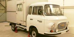 Gefangenentransportwagen in der DDR