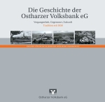 Cover Chronik Ostharzer Volksbank