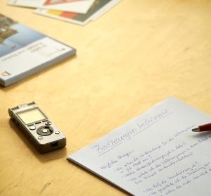 Zeitzeugen-Interview